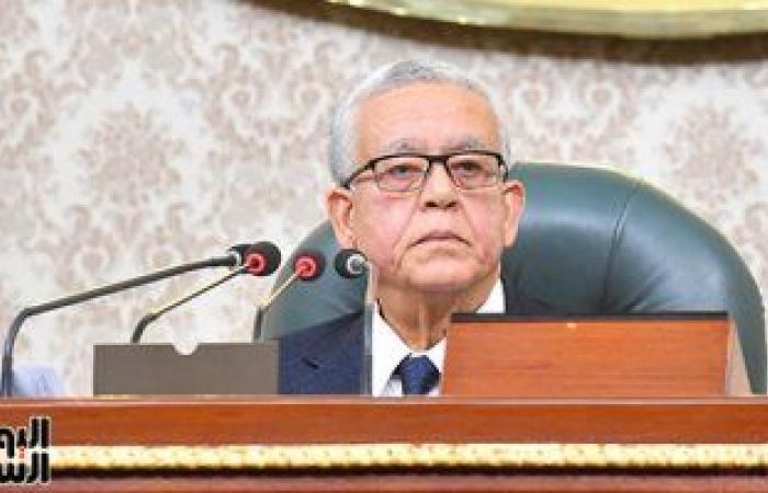 """رئيس """"النواب"""" ينعى اللواء كمال عامر رئيس لجنة الدفاع بالمجلس"""