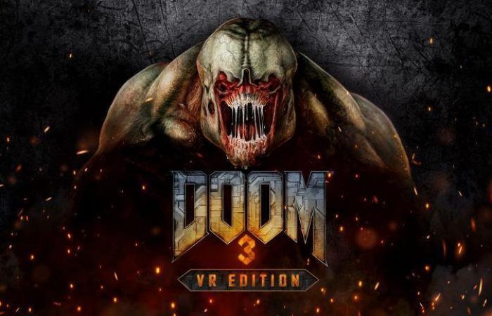 الإعلان رسميًا عن لعبة DOOM 3: VR Edition
