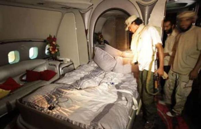 القصر الطائر.. أسقطت القذافي وباتت رهن الاحتجاز في فرنسا |صور
