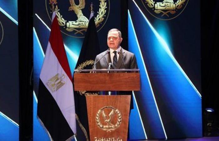 وزير الداخلية: نجاحات رجال الشرطة محل تقدير الدولة وإشادة إقليمية ودولية