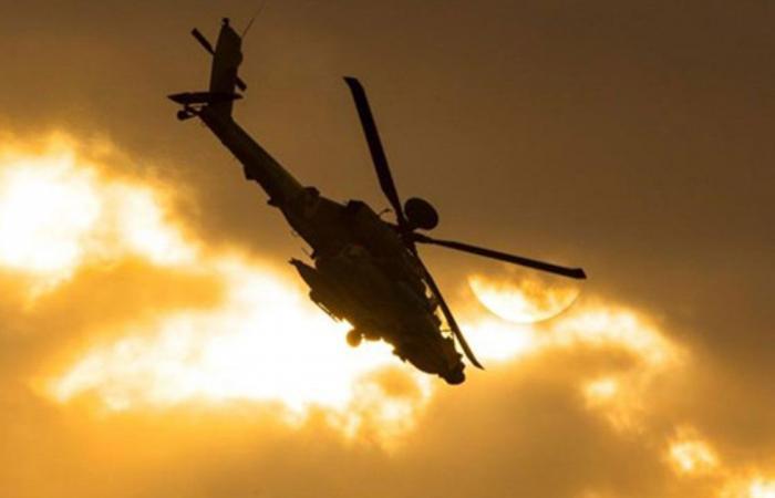 مقتل وإصابة 13 عسكريًّا تركيًّا في حادث تحطم مروحية جنوب شرقي البلاد