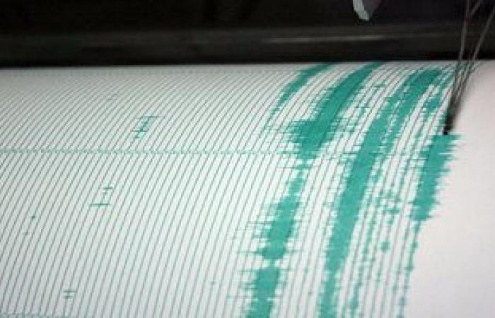 هزة أرضية بقوة 2.8 ريختر على مسافة 20 كم جنوب الجيزة دون خسائر