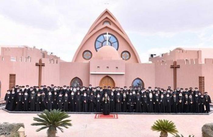 التشجيع على تلقي لقاح كورونا.. ننشر قرارات وتوصيات المجمع المقدس للكنيسة الأرثوذكسية