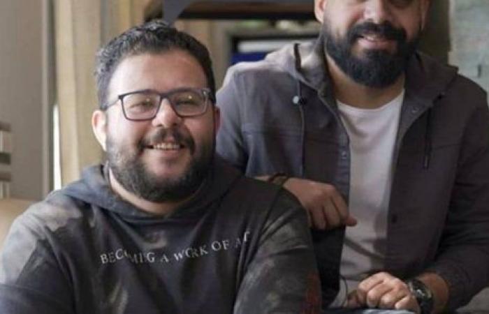 """إياد صالح يستعيد كواليس """"قارئة الفنجان"""" مع هاني سرحان"""
