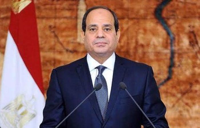 الرئيس السيسي ناعيا كمال عامر : معلمي وأستاذي وقائدي