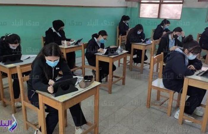 التعليم: 583 ألف طالب في 2 ثانوي امتحنوا اليوم إلكترونيا بلا شكاوى