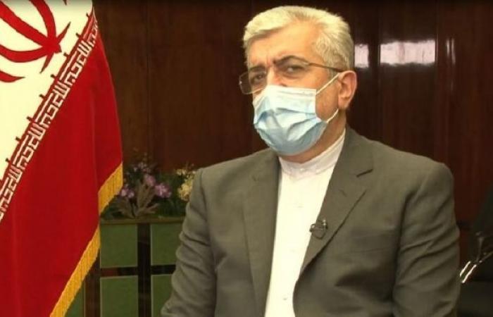 وزير الطاقة الإيراني: نتعاون بشكل جيد مع روسيا في قضايا النفط والغاز
