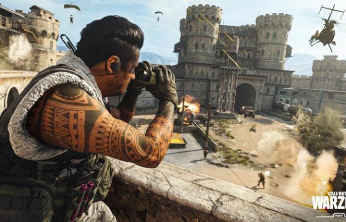 لعبة Call of Duty: Warzone قد تحصل على طور عالم مفتوح فيه سباقات وأنشطة عديدة!
