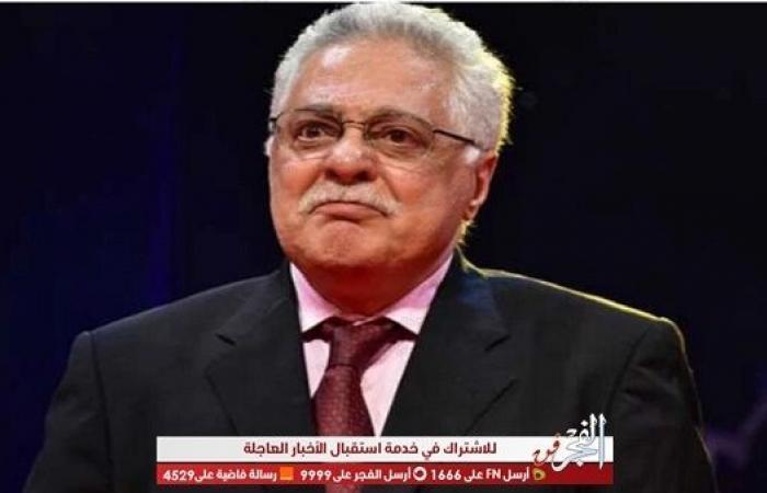 """أول تعليق للفنان توفيق عبد الحميد بعد إصابته بفيروس """"كورونا"""""""