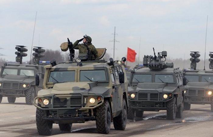 روسيا تطور دروعا جديدة للمركبات العسكرية