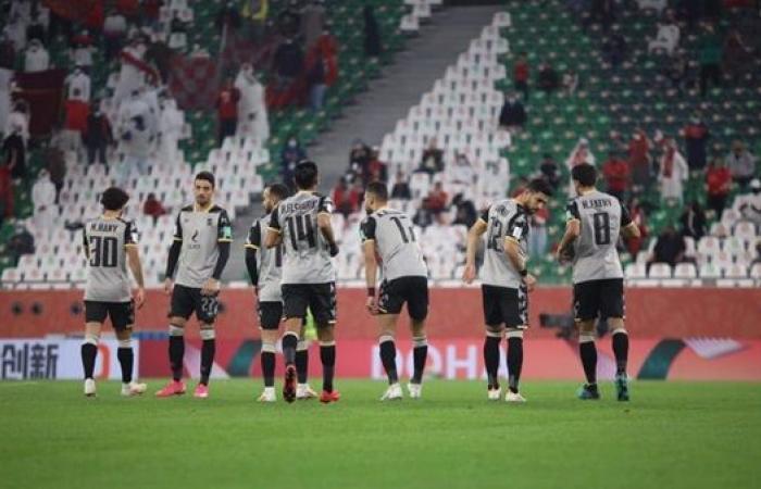 ترتيب مجموعة الأهلي قبل مواجهة فيتا كلوب في دوري أبطال إفريقيا