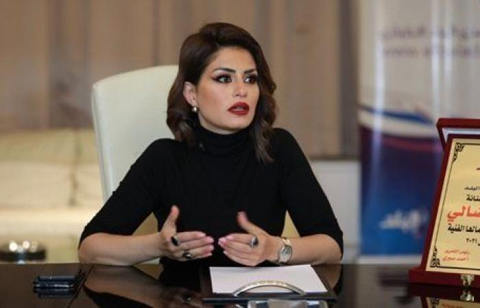 مش بيسمع لحد.. منة فضالي تكشف عن شخصية محمد رمضان