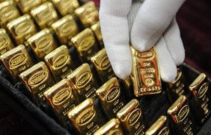 تراجع أسعار الذهب العالمى بنسبة 0.3% لينخفض لأدنى مستوى فى 9 أشهر