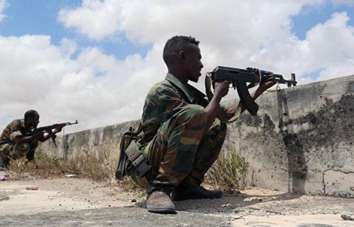 قتلى وجرحى في هجوم بقذائف الهاون على سجن في الصومال