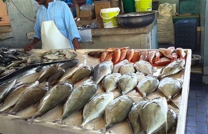 أسعار الأسماك اليوم الجمعة 5-3-2021