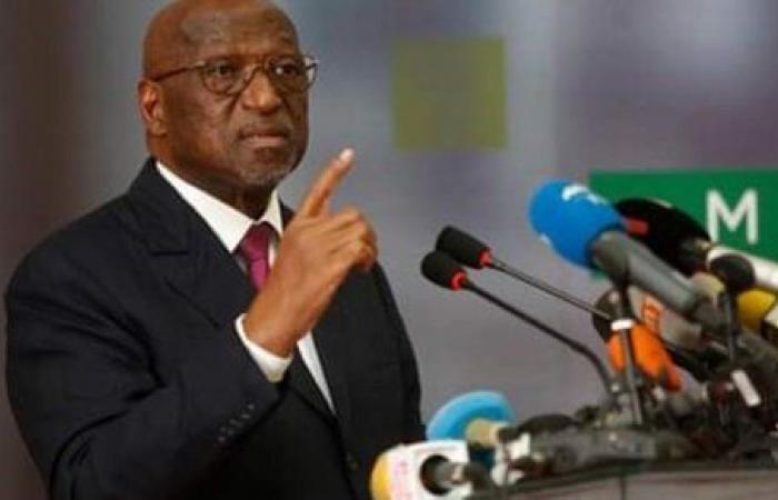 جاك أنوما يعلن انسحابه من انتخابات رئاسة الكاف لصالح موتسيبي