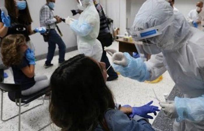 وفيات كورونا تتخطى الـ 8000 حالة في تونس منذ بداية الجائحة