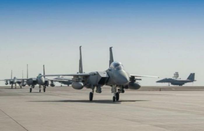 """واس: قوات جوية سعودية تصل الإمارات للمشاركة بمناورات """"علم الصحراء 2021"""""""