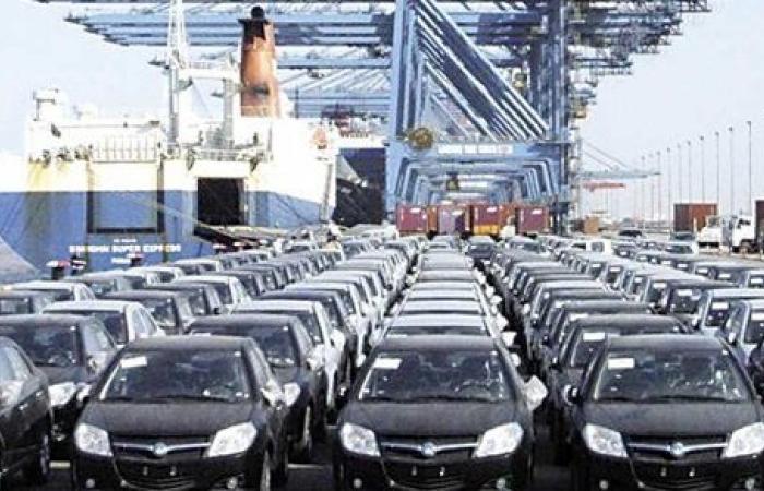 الإفراج عن 1169 سيارة ملاكي من جمرك السويس