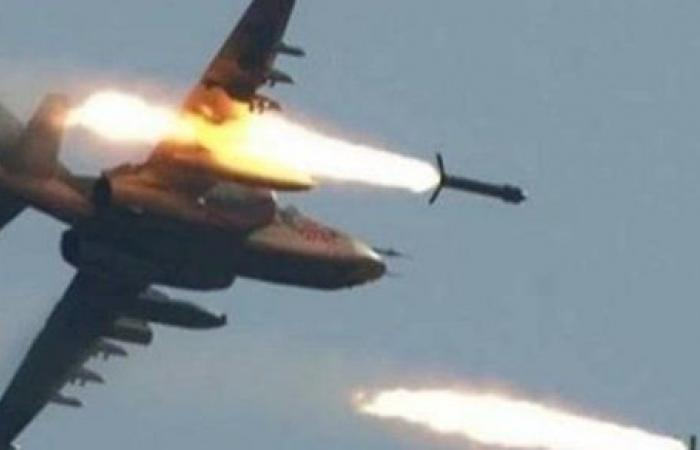 طائرة مجهولة تقصف شاحنة سودانية على الحدود مع ليبيا