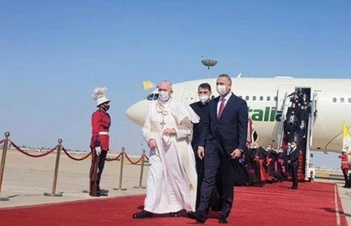 ماذا دار في لقاء رئيس العراق والبابا فرنسيس