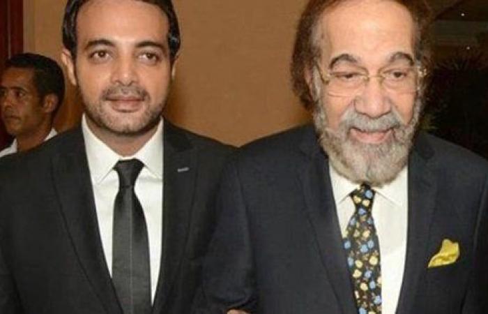 عمرو محمود يس: والدي قدم أدوارا وطنية والدولة تقدره