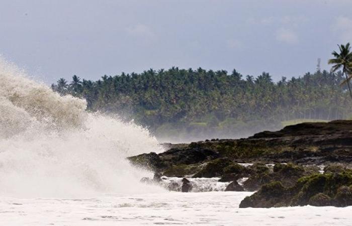 هزة ارتدادية بقوة 6.1 درجة تضرب قبالة السواحل الشمالية من نيوزيلندا