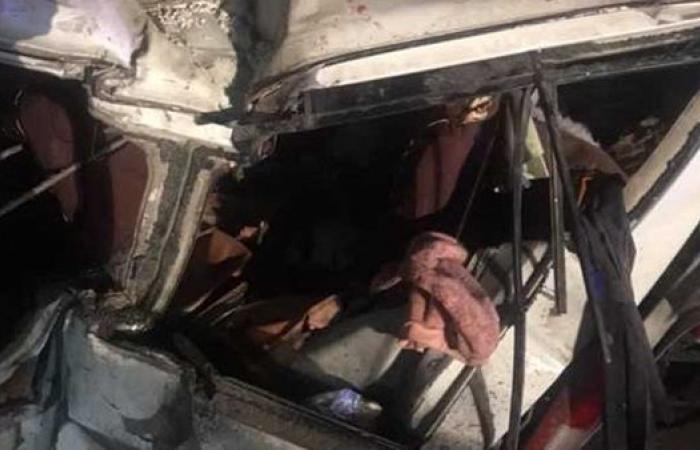 مأساة.. حادث الكريمات يبتلع 10 أفراد من أسرة واحدة إثر انقلاب مقطورة على ميكروباص (قائمة الأسماء)