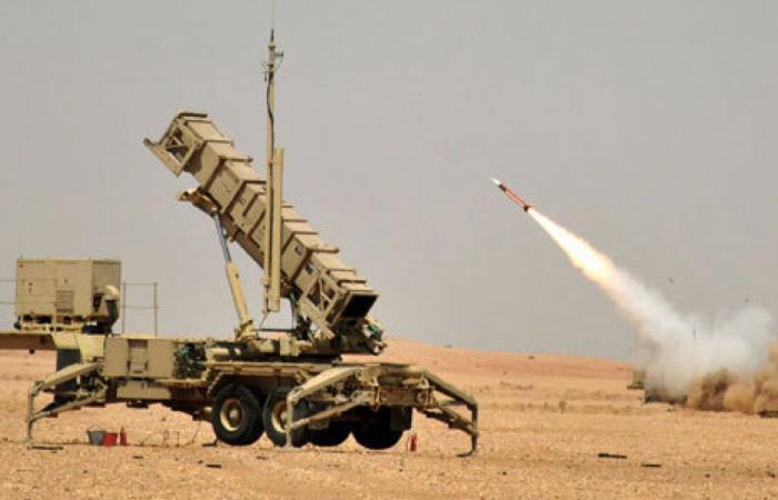 التحالف: اعتراض صاروخين باليستيين أطلقتهما ميليشيات الحوثي باتجاه جازان