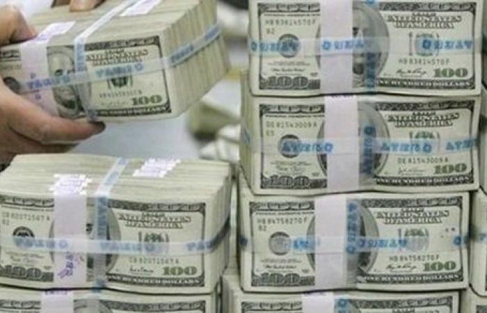 ارتفاع الاحتياطي النقدي لمصر إلى 40.2 مليار دولار في فبراير الماضي