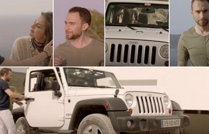 أيقونة الطرق الوعرة.. حسام حبيب استعان بهذه السيارة عندما عاد للغناء مرة أخرى.. صور