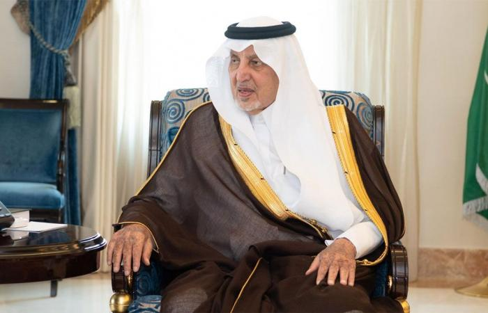 اليوم.. أمير مكة يدشن مشروع الربط الإلكتروني بين الجهات بالمنطقة