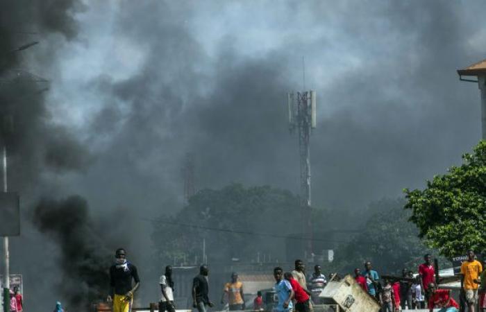 مئات الجرحى في انفجارات ضربت مدينة باتا بغينيا الاستوائية