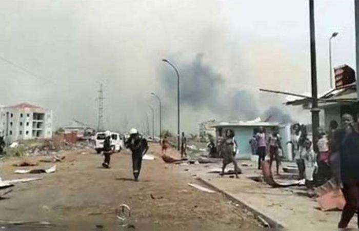 انفجارات مميتة بغينيا الإستوائية.. ورئيس البلاد يؤكد: الإهمال السبب