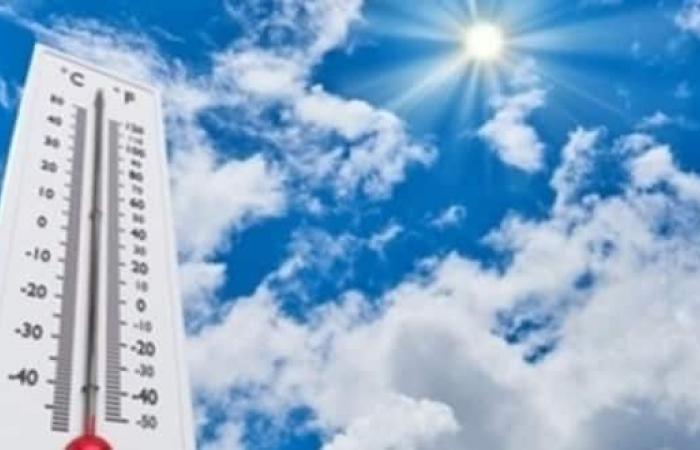 الحصيني يتوقع ارتفاع الحرارة 7 درجات بدءًا من الغد