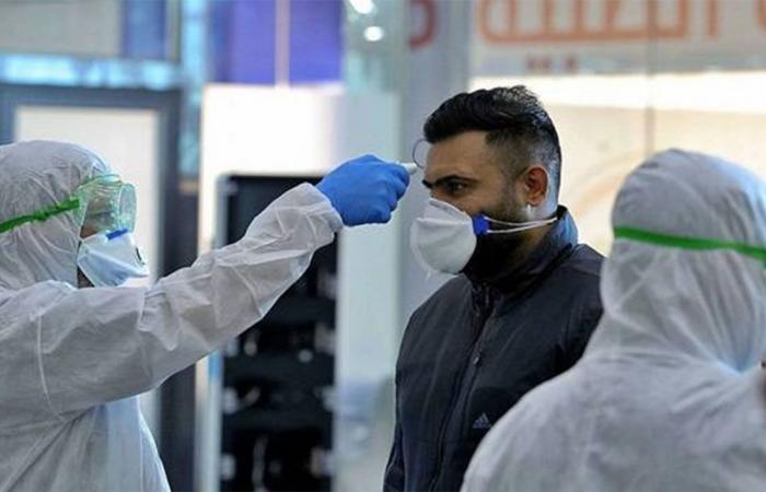 كورونا في مصر.. تسجيل 581 إصابة جديدة و41 حالة وفاة