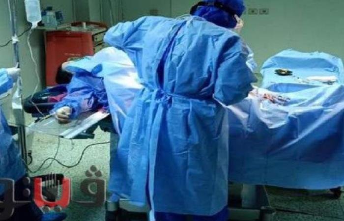 جراحة قيصرية ناجحة لمصابة بكورونا بمستشفى ناصر ببني سويف