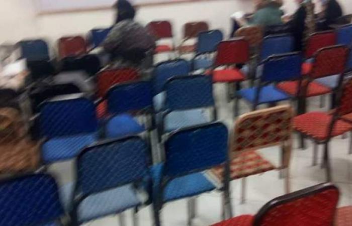 مكون من ٨ قاعات ويتسع لآلاف الطلاب.. غلق أكبر سنتر تعليمي بالإسكندرية | صور