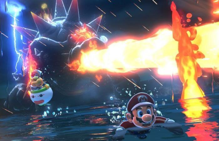 ماريو في قمة قائمة أسبوعية جديدة لأفضل الألعاب مبيعًا في بريطانيا