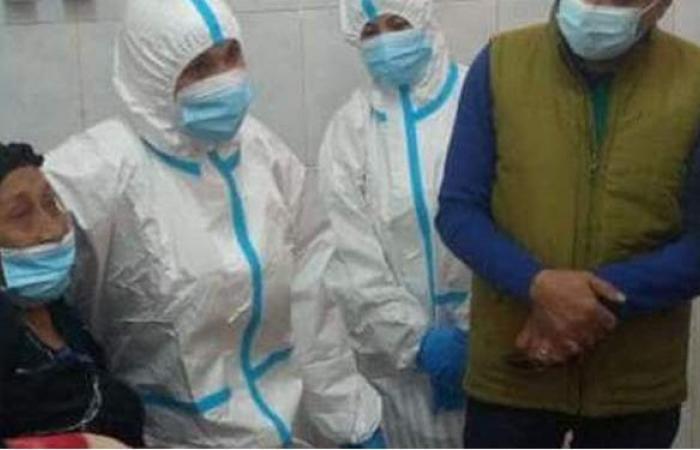 صحة قنا تكشف حالة معمرة مصابة بكورونا