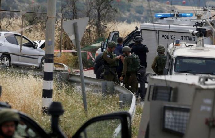 الجيش الإسرائيلي يطلق النار على فلسطيني حاول تنفيذ عملية طعن بالضفة