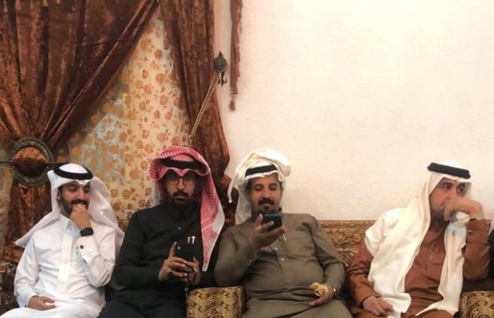 عبدالعزيز الشواطي يحتفل بعقد قرانه في أبها