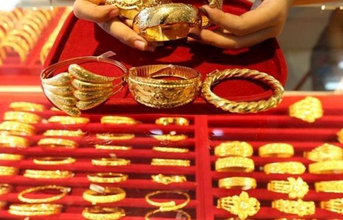 أسعار الذهب اليوم الاثنين 8-3-2021