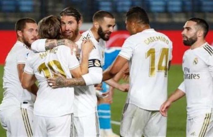 موعد مباراة ريال مدريد وأتالانتا في إياب دور الـ16 بدوري أبطال أوروبا