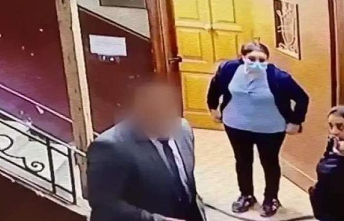 القبض على بطل فيديو التحرش بطفلة ومحاولة اغتصابها بمدخل عقار بالمعادي