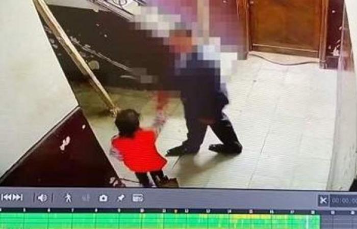 الأمن يفحص فيديو محاولة اغتصاب طفلة داخل عقار بالمعادي