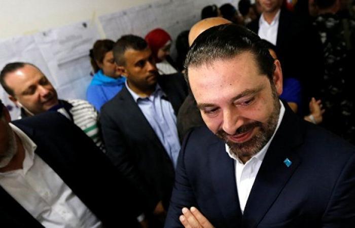 سعد الحريري يغادر بيروت متوجها إلى دولة الامارات