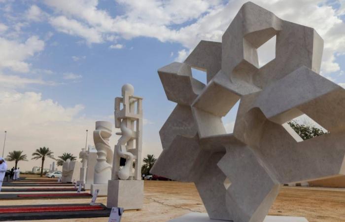 إطلاق ملتقى طويق الدولي الثالث للنحت في الرياض نوفمبر المقبل