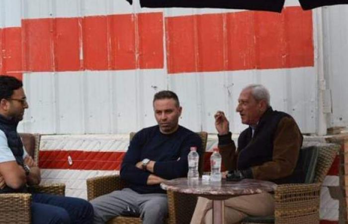 بعد زيارته للنادي أمس.. حازم إمام يقترب من منصب كبير بإدارة الزمالك