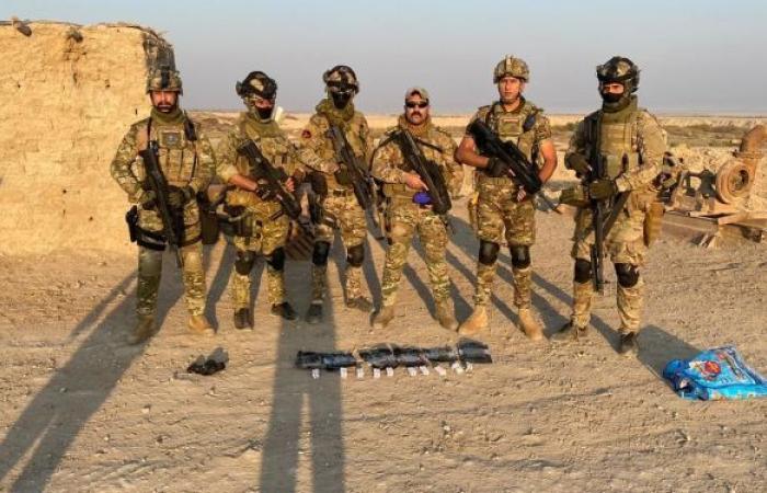 """القبض على من يسمى """"أمير قاطع دجلة"""" في تنظيم """"داعش"""" وسط العراق"""